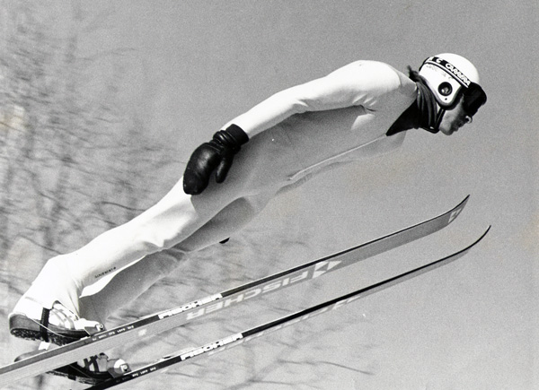Jeff Hastings in the Olympics